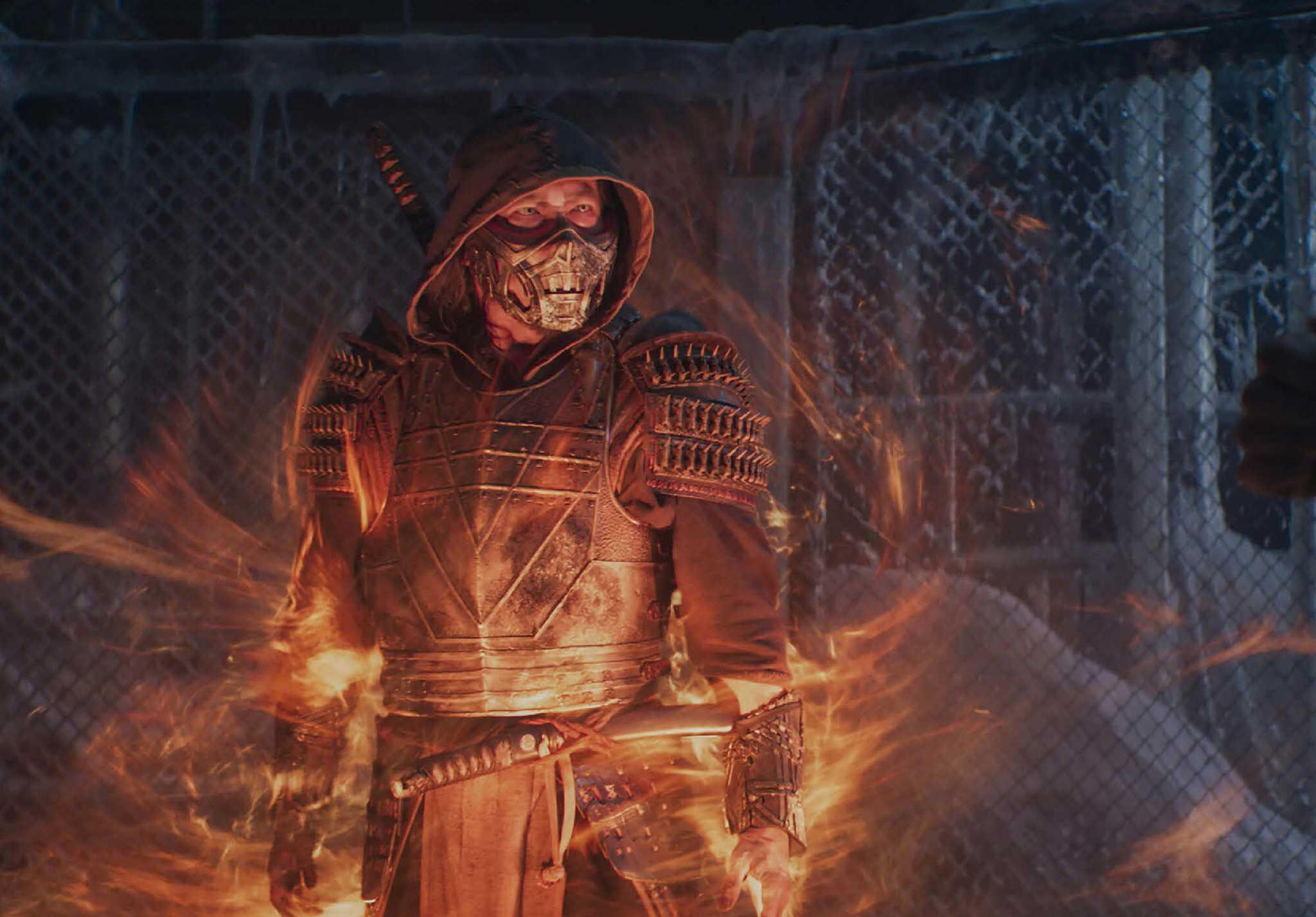 真人快打 Mortal Kombat